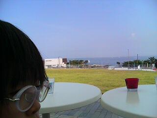 観音崎にて